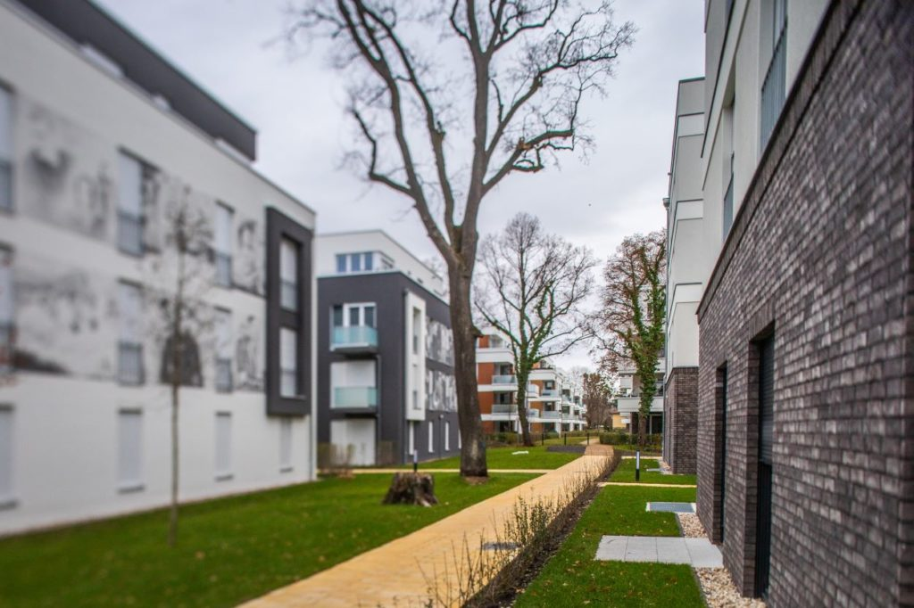 Apartments am Filmpark Babelsberg